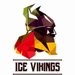 Ice Vikings logo