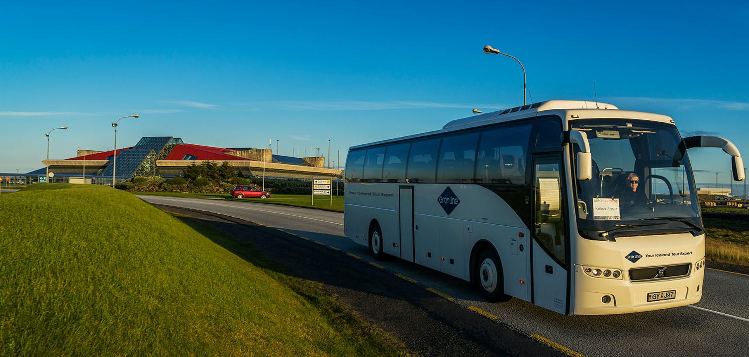 Airport Express with hotel drop-off (KEF-RVK)