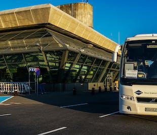 Transport z Reykjaviku na lotnisko w Keflaviku (RVK-KEF)