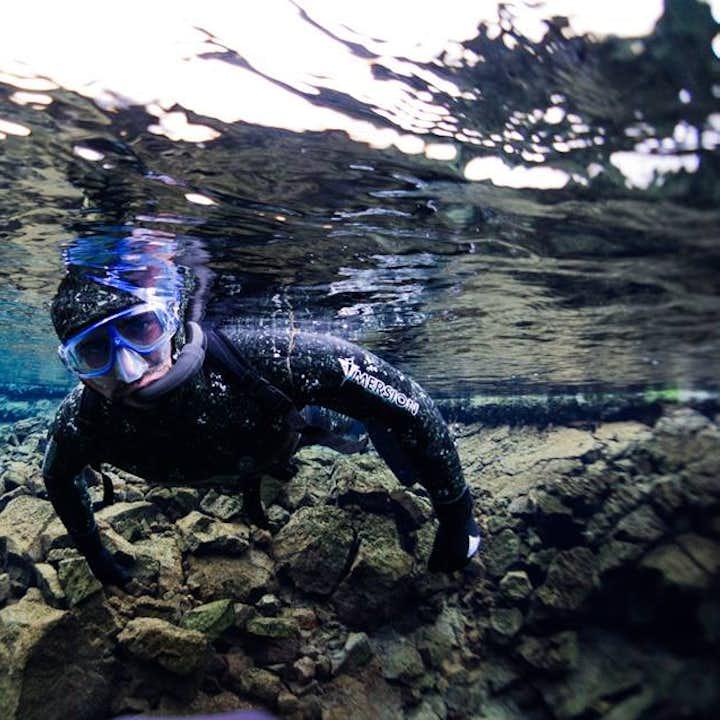 超值丝浮拉大裂缝浮潜团