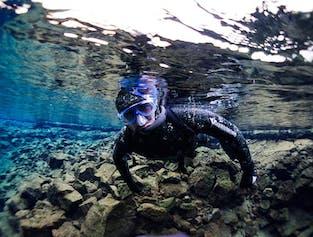 Silfra Snorkelling Tour