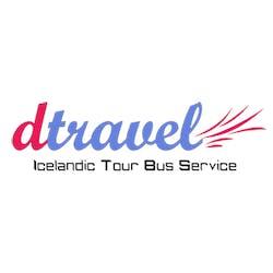 D-Travel logo