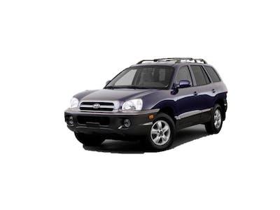 Hyundai Santa-Fe 4x4 Automatic 2005- 2006