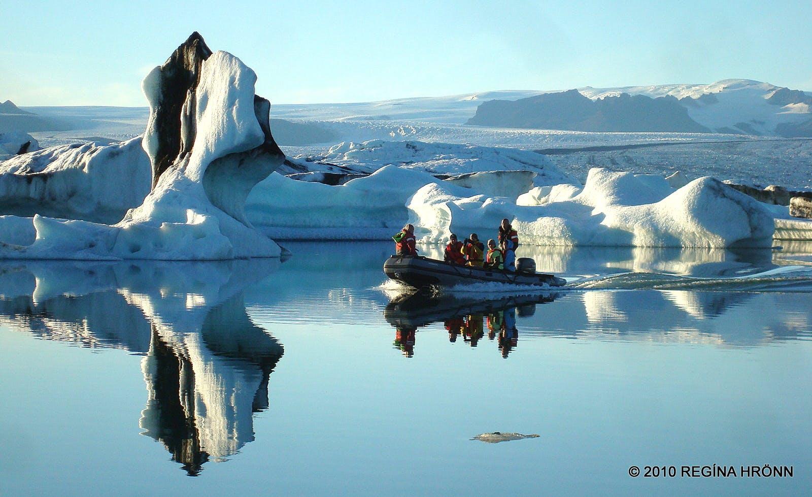 Jokulsarlon Glacial Lagoon And Iceland S Sparkling Diamond Beach