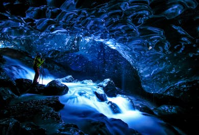 Northern Lights and the Ice Cave | 2-Day Exploration Adventure