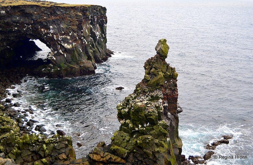 The Majestic Skarðsvík, Saxhólsbjarg & Svörtuloft - Snæfellsnes in West-Iceland