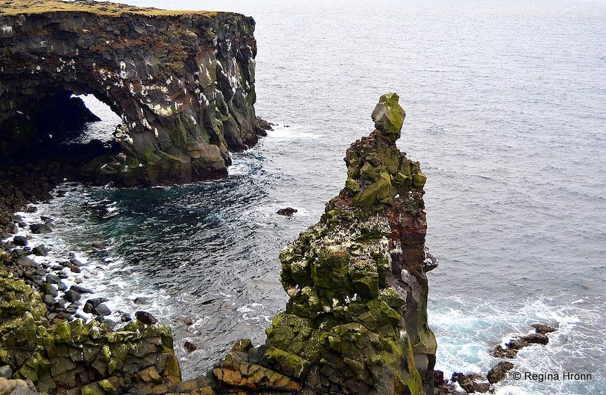 At Skálasnagi Snæfellsnes