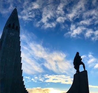 Blue Lagoon i zwiedzanie Reykjaviku
