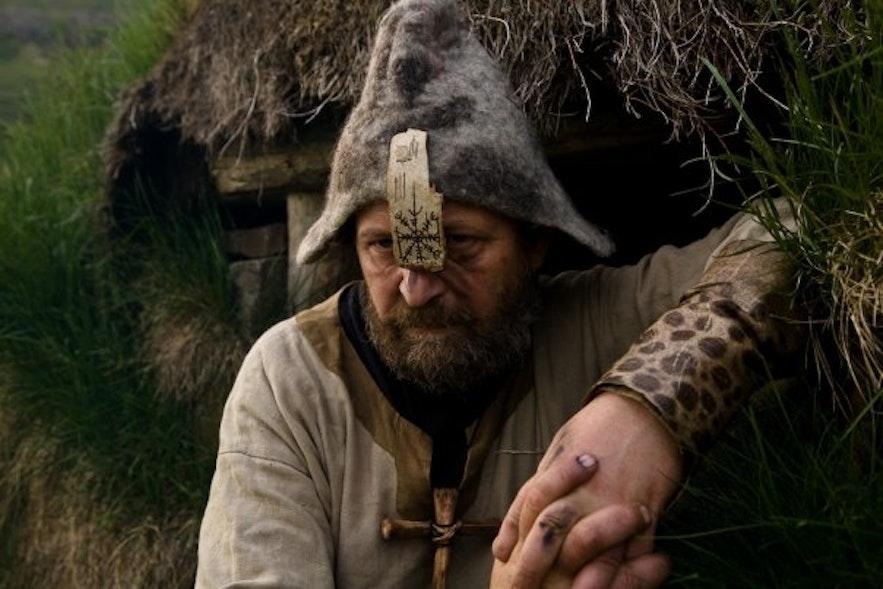 Photo courtesy:the Museum of Icelandic Sorcery & Witchcraft- the late Sigurður Atlason