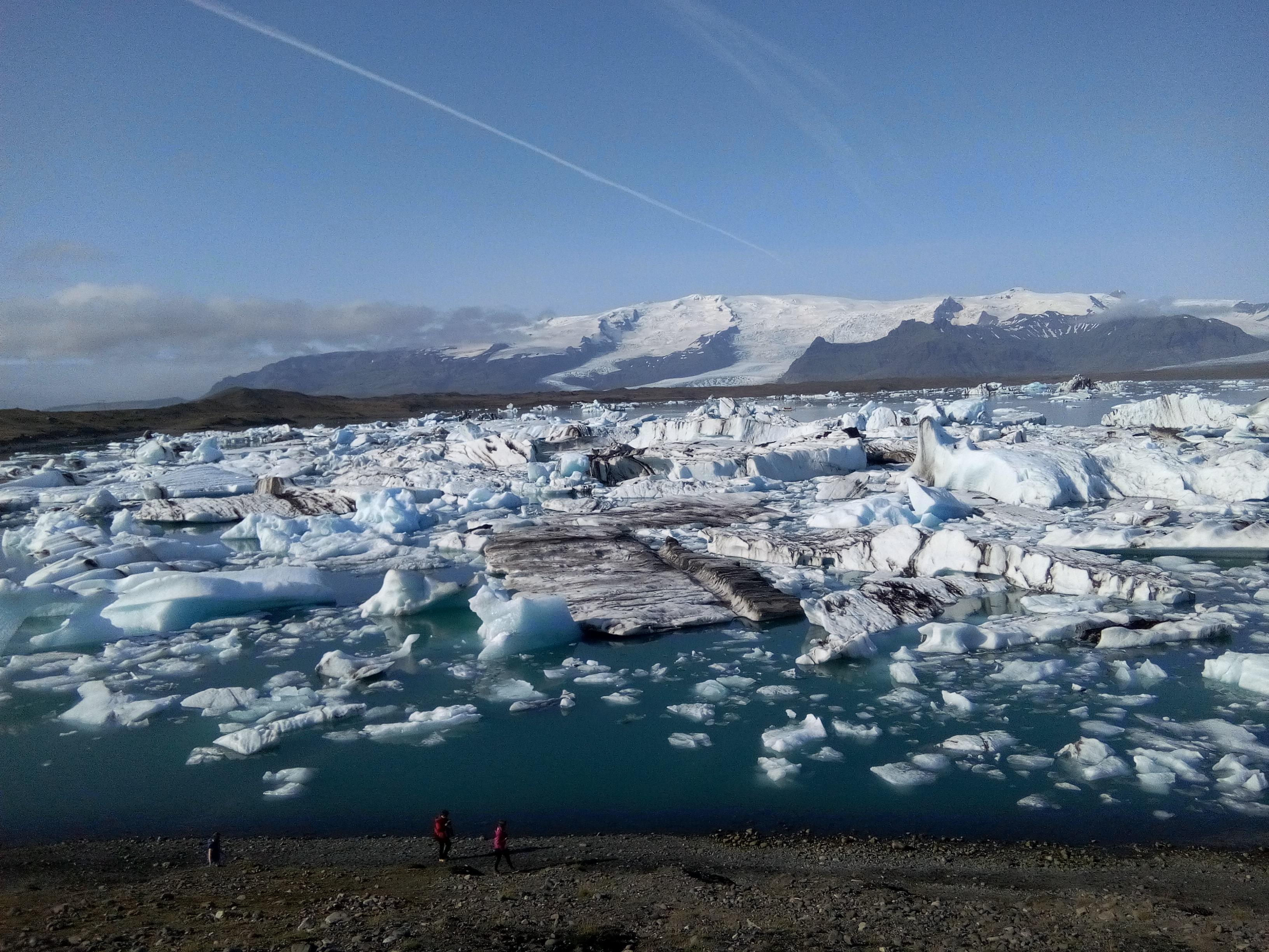 Jokulsarlon, mon lieu préféré en Islande