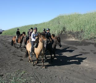 Horse Riding Tour on a Beach