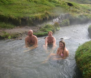 Hot Spring Riding Tour