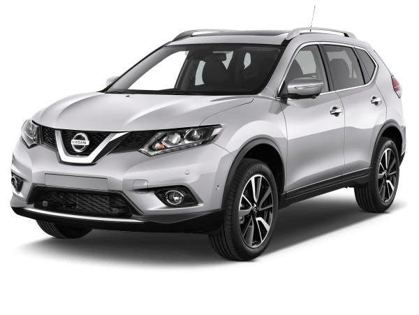 Nissan X-trail Automatic 4x4 2017