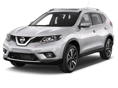 Nissan X-trail Automatic 4x4 (5+2) 2017