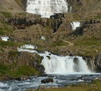 Many argue that Dynjandi in the Westfjords is the country's most beautiful waterfall.