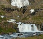 Viele sind der Meinung, dass Dynjandi in den Westfjorden der schönste Wasserfall des Landes ist.