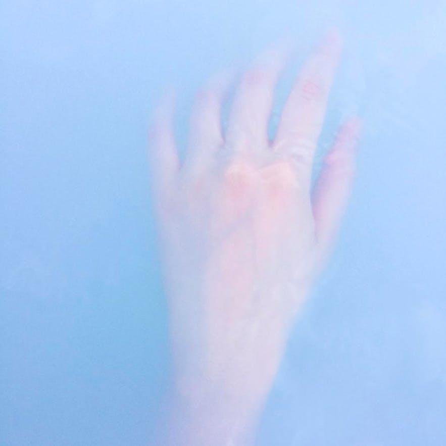 冰島藍湖水實際情況