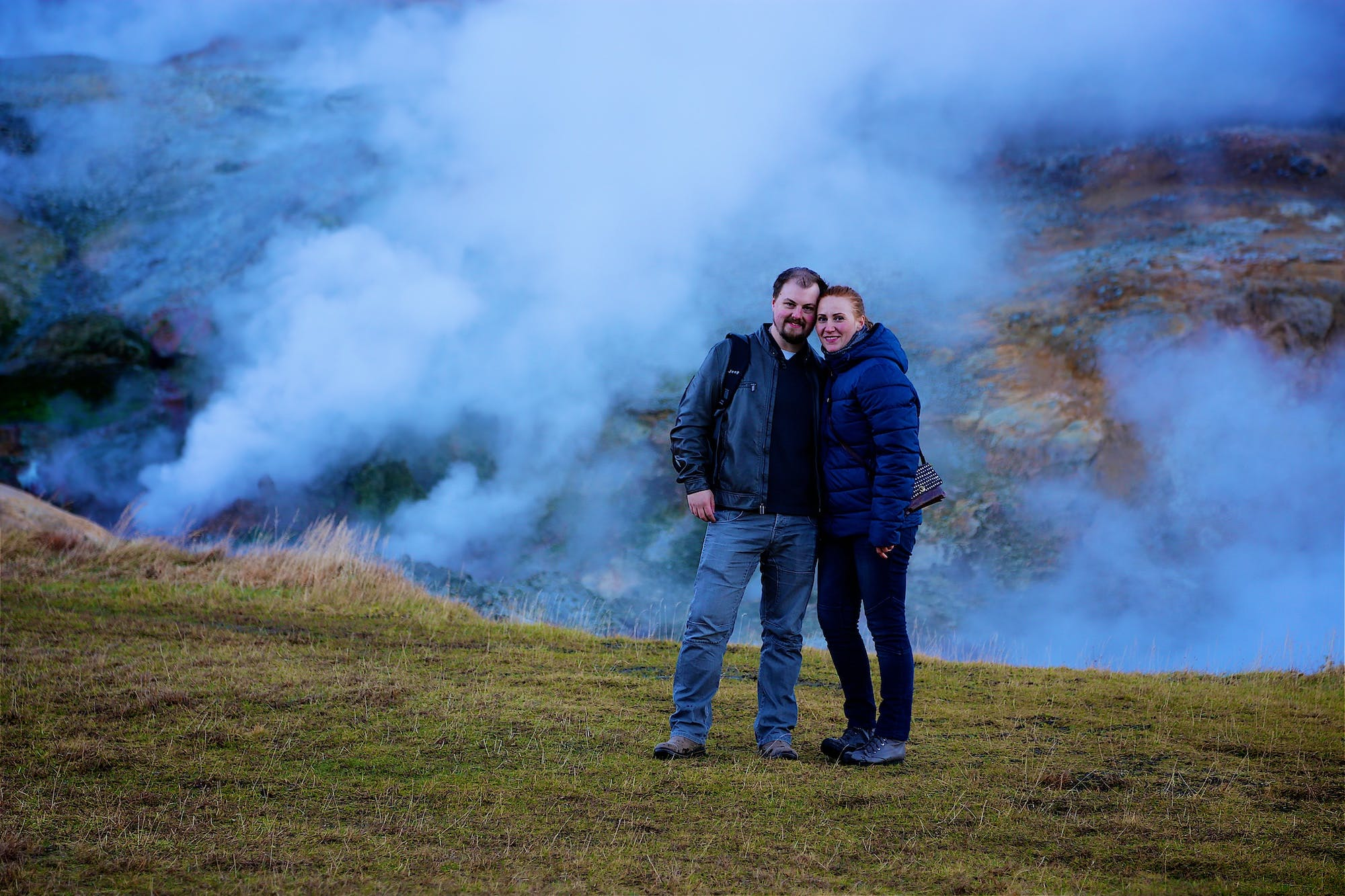 Geothermal Adventure Helicopter Tour