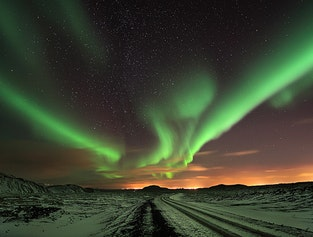 Northern Lights by Luxury Coach