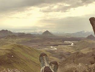 Laugavegur Trekking 3 days (Huts)