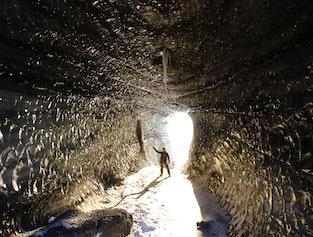 Katla Ice Cave Tour - Departure From Vík