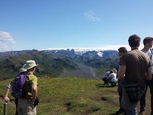 Þórsmörk day hike