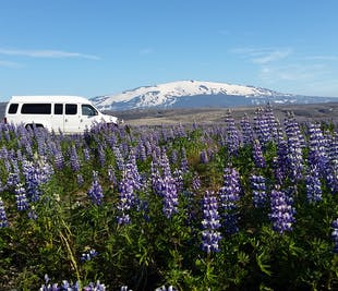 Hekla Volcano & Sydra Fjallabak Super Jeep Adventure