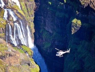 The Silver Circle Private Helicopter Tour - Waterfalls and Mountains