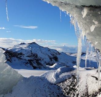 แพ็คเกจทัวร์ถ้ำน้ำแข็งที่คัทลา   ออกเดินทางจากเรคยาวิก