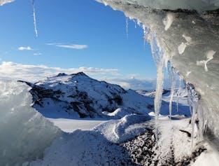 Grotte de glace Katla | Départ de Reykjavik