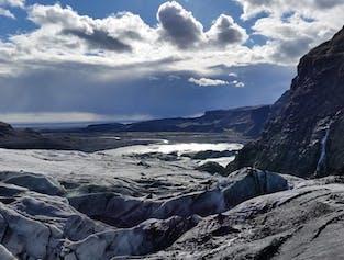 Private glacier hike - Sólheimajökull glacier