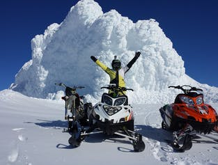 Exclusive Highland Snowmobiling - An exclusive adventure!