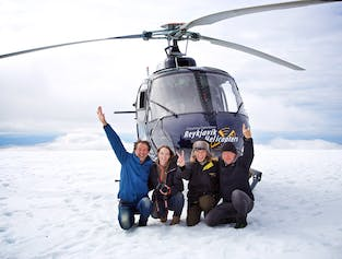 Volcano Explorer Helicopter Tour