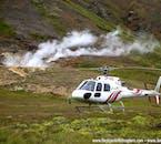 Prywatna wycieczka helikopterem po Islandii