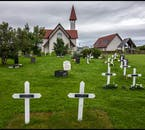 Reykholt, a village in west Iceland, has about a millennium of history, more than its humble appearance would suggest.