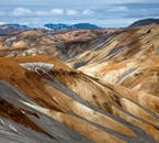 You will be amazed by the swathe of gorgeous landscape at Landmannalaugar.