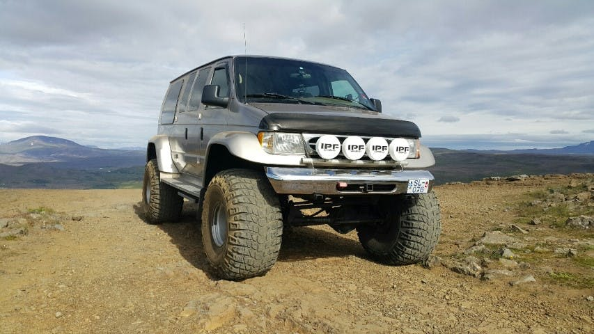Private Superjeep Tour | Tailored to your Interests