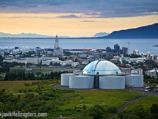 Reykjavik City Helicopter Tour (Private)