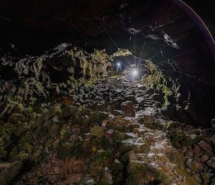 Extreme Lava Tunnel Tour | Caving in Raufarholshellir