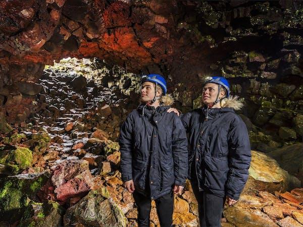 The Lava Tunnel