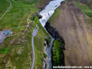 Golden Circle with a Twist | Private Helicopter Tour