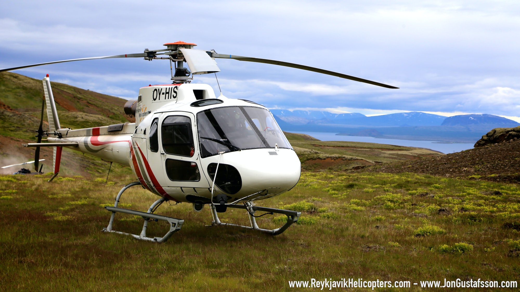 Golden Circle With A Twist  Private Helicopter Tour