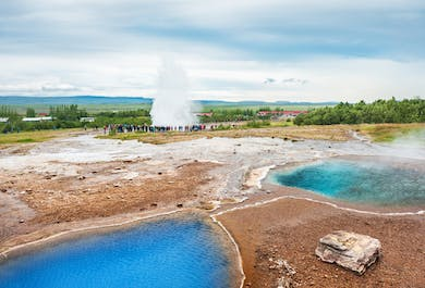 Golden Circle Extended   Private Day Tour with the Secret Lagoon