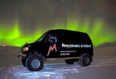 Northern Lights Hunt | Super Jeep Adventure