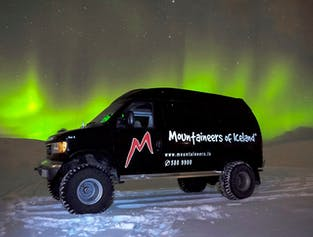 Northern Lights Hunt | Superjeep Adventure