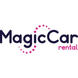 Magic Car Rental logo
