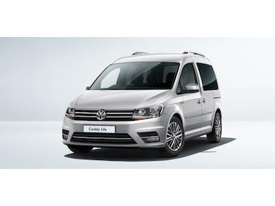 Volkswagen Caddy Camper Manual 2017
