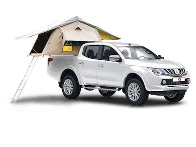 Mitsubishi L200 Mountain Tent Camper boîte automatique 2017