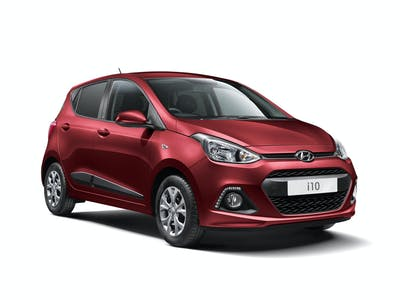 Hyundai i10 Manual 2016- 2017
