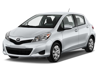 Toyota Yaris Manual 2015- 2016
